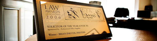Solicitor of the Year 2006