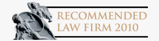 Recommended Law Firm