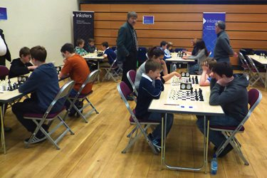 Inksters Shetland Junior Chess Championship 2013