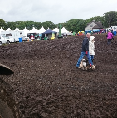 Caithness County Show - Inksters - Mud