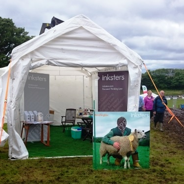 Caithness County Show - Inksters - Stand