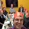 Inksters Christmas Hats 2016 - Team Inksters