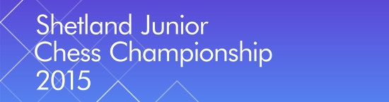 Inksters Shetland Junior Chess Championship 2015
