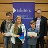 Inksters Shetland Junior Chess Championship winners 2015