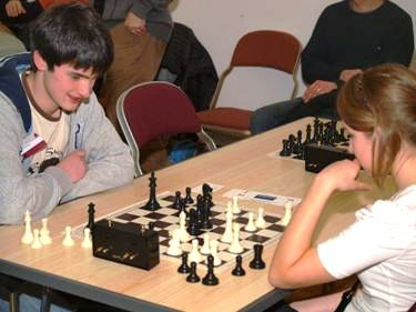 Shetland Junior Chess Championship