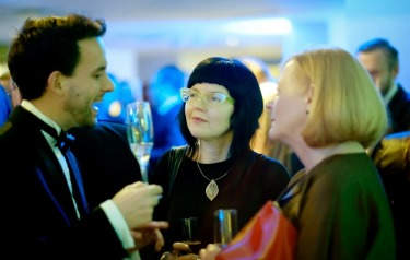 Fraser Anderson, Nicola Walls, Lesley Paterson - Law Awards of Scotland 2014