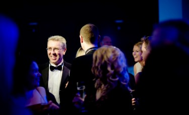 Gus Macaulay - Law Awards of Scotland 2014