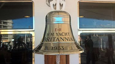 Royal Yacht Britannia - Thrive for Business - Inksters - Bell