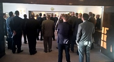 Royal Yacht Britannia - Thrive for Business - Inksters - Opera Audience