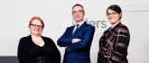 Sylvia MacLennan - Brian Inkster - Charlotte Platt - Solicitors - Notaries Public - Inksters Solicitors - Thurso - Wick - Caithness